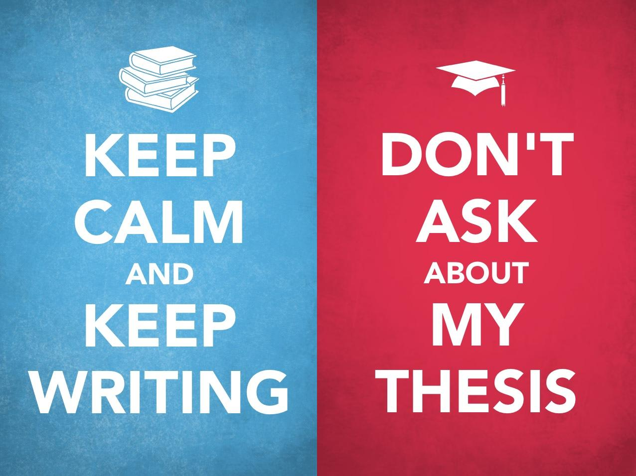 Writing a Dissertation or Thesis | SkillsYouNeed